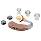 ซื้อ Behind The Ear Sound Amplifier Deaf Hearing Aid Intl ถูก จีน