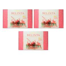 Belinta By Secret Me อาหารเสริมบำรุงผิวเบลินต้า 15ซอง กล่อง 3 กล่อง เป็นต้นฉบับ