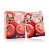 ราคา Belov Double Vitamin Tomato Pinkish Bright 3D Mask ทิชชู่มาส์กหน้า แผ่นมาส์กหน้า กล่องละ 10 แผ่น ใน กรุงเทพมหานคร