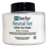 ราคา Ben Nye แป้งฝุ่นโปรงแสง เนื้อสีขาว Colorless Powder 42G Neutral Set ราคาถูกที่สุด