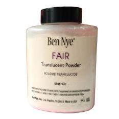 โปรโมชั่น Ben Nye Fair Translucent Face Powder แป้งเนื้อเนียนละเอียด 85G 1 กระปุก