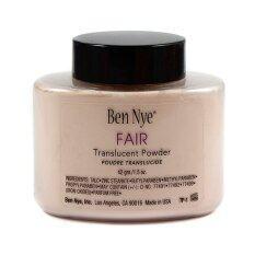 ราคา Ben Nye Fair Translucent Powder 42 กรัม เป็นต้นฉบับ