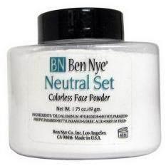 Ben Nye Neutral Set Colorless Powder แป้งฝุ่นเนียนละเอียด 42G 1 กระปุก ใหม่ล่าสุด