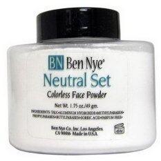 ราคา Ben Nye Neutral Set Colorless Powder แป้งฝุ่นเนียนละเอียด 42G 1 กระปุก ราคาถูกที่สุด