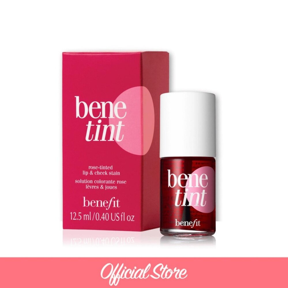 Benefit benetint cheek and lip stain