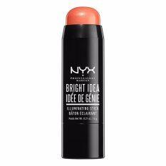 ราคา นิกซ์ โปรเฟสชั่นแนล เมคอัพ ไบรท์ ไอเดีย อิลูมิเนตติ้ง สติ๊ก Biis02 คอราลิเชียส ไฮไลท์ แอน คอนทัวร์ Nyx Professional Makeup Bright Idea Illuminating Stick Biis02 Coralicious Highlight Contour ใน กรุงเทพมหานคร