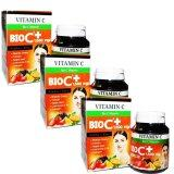 ราคา Bio C Vitamin Alpha Zincไบโอซี วิตามิน ซี ซิงค์1 500 Mg บรรจุ 30 เม็ด X 3 กล่อง เป็นต้นฉบับ