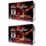 ราคา Bio Coffee 7 In 1 Ling Zhi Infusion Coffee กาแฟ เห็ดหลินจือสกัด โสมสกัด หล่อฮังก้วยสกัด เข้มข้น บำรุงร่างกาย เสริมสร้างระบบภูมิคุ้มกัน 20 ซอง 2 ชิ้น ที่สุด