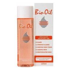 ส่วนลด Bio Oil ผลิตภัณฑ์รักษาแผลเป็นและรอยแตกลาย 125 Ml กรุงเทพมหานคร