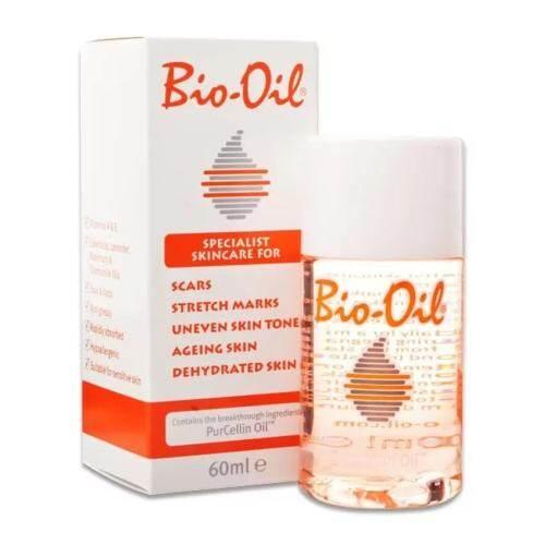 Bio Oil ลบรอยแผลเป็น ผิวแตกลาย(60ml.)