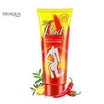 Bioaqua Body Heat Massage Gel เจลกระชับผิวกาย จากสารสกัดพริกขี้หนูและขิง 1 ชิ้น