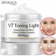 ราคา Bioaqua V7 Toning Light สูตรใหม่จาก Bioaqua ที่จะช่วยให้ใบหน้าที่เสื่อมสภาพของคุณกลับมาเป็นวันเด็กอีกครั้ง เป็นต้นฉบับ Bioaoua