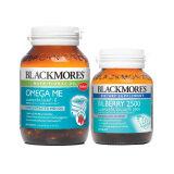 ซื้อ Blackmores ผลิตภัณฑ์เสริมอาหาร Omega Me 60 แคปซูล Bilberry 2500 60 เม็ด Blackmores ออนไลน์