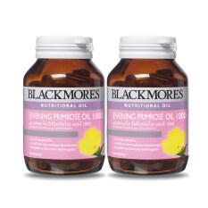 ขาย Blackmores Pack คู่ ผลิตภัณฑ์เสริมอาหาร Evening Primrose Oil 1000 Mg 2 60 เม็ด ไทย ถูก