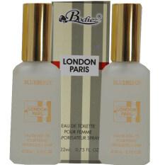 ราคา Bodiez น้ำหอม London Paris 22 Ml 2 Pieces Bodiez เป็นต้นฉบับ