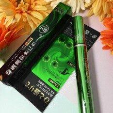 มาสคาร่าเขียว BQ COVER MASCARA มาสคาร่านำเข้าจากญี่ปุ่นแท้ 100 %
