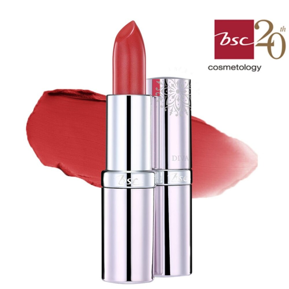 BSC DIVA SE-Mi MATTE  LIP COLOR สี P7