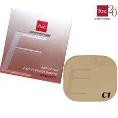 ขาย Bsc Extra Cover High Coverage Powder Spf30 Pa C1 ผิวขาว Refill กรุงเทพมหานคร