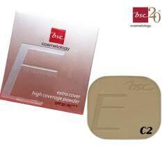 ขาย Bsc Extra Cover High Coverage Powder Spf30 Pa C2 ผิวสองสี Refill ถูก ใน กรุงเทพมหานคร