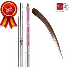 Bsc Eyebrown Pencil  ดินสอเขียนคิ้ว สี N2 น้ำตาลเข้ม.