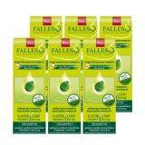 ราคา Bsc Falless ชุดแชมพู ฟอลเลส สูตรผมหนานุ่มแข็งแรง 6ขวด Bsc Falless ใหม่