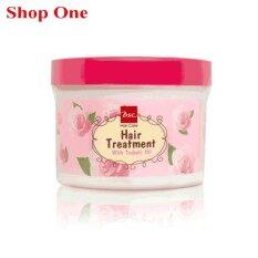 Bsc Glossy Hair Treatment Wax 450 G บีเอสซี กลอสชี่ แฮร์ ทรีทเม้นท์บํารุงผมสำหรับผมเเห้งเสียมาก.