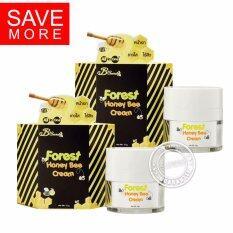 ราคา B Secret Forest Honey Bee Cream บี ซีเคร็ท ครีมน้ำผึ้งป่า B Secret ครีมผึ้งป่า บีซีเคร็ท ขนาด 15 กรัม 2 กล่อง B Secret ใหม่