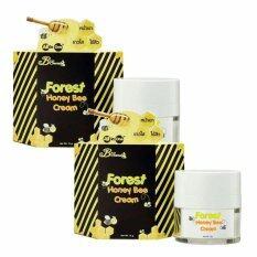 B Secret Forest Honey Bee Cream บี ซีเคร็ท ครีมน้ำผึ้งป่า 15 กรัม 2 กระปุก B Secret ถูก ใน กรุงเทพมหานคร