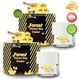 ขาย B Secret Forest Honey Bee Cream ครีมน้ำผึ้งป่า ครีมหน้าเงา ขาวใส ไร้สิว All In One เซ็ต 2 กระปุก 15 กรัม 1 กระปุก ถูก ใน กรุงเทพมหานคร
