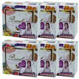 ราคา Bumebime Mask Natural Soap สบู่บุ๋มบิ๋ม ฟอกผิวขาว ด้วยสารสกัดธรรมชาติจากผลไม้นานาชนิด ลดริ้วรอยแตกลาย ผิวเนียนใส เปล่งประกายออร่า ขนาด 100 กรัม 6 ก้อน เป็นต้นฉบับ