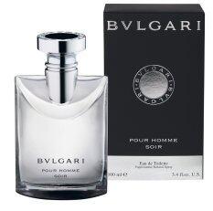 Bvlgari Pour Homme Soir For Men 100 Ml พร้อมกล่อง ใน กรุงเทพมหานคร