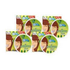 ซื้อ By Phoca ยาสีฟันสมุนไพร บายโภคา ฟันสวย ยิ้มสดใส ใช้เพียงนิดเดียว ขนาด 27 กรัม 4 กล่อง