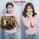 ส่วนลด Cala Wigs แฮร์พีช 26X26 สีน้ำตาลทอง Cala Wigs ใน กรุงเทพมหานคร