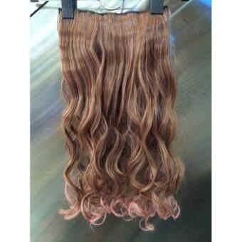 Cala wigs แฮร์พีชสีสี