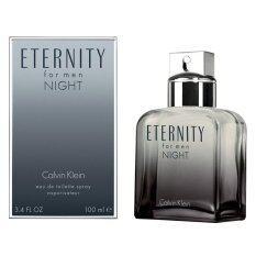 ขาย Calvin Klein น้ำหอม Eternity For Men Night Edt 100 Ml ออนไลน์