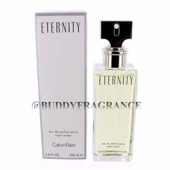 รีวิว Calvin Klein Eternity For Women EDP 100 ml/3.4 FL.OZ