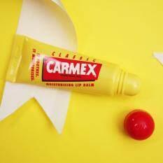 Carmex Moisturising Lip Balm 10G ถูก