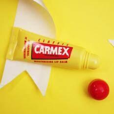 ซื้อ ลิปบาล์ม Carmex Moisturising Lip Balm 10G Classic ถูก