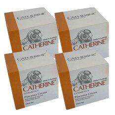 ราคา Catherine Placenta Cream With Collagen Vitamin E 100Ml 4 กล่อง ใหม่