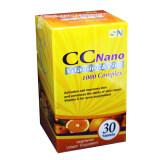ขาย ซื้อ Cc Nano Vitamin Zinc 1000 Complex ซี ซี นาโนวิตามินซี ซิงค์ ผิวสวย ขาวใส อมชมพู บรรจุ 30 เม็ด 1 กล่อง ไทย