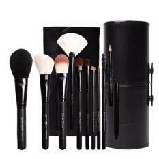 ราคา Cerro Qreen Professional Makeup Brushes Dream Set แปรงแต่งหน้า 10 ชิ้น Black ที่สุด