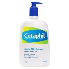 Cetaphil Gentle Skin Cleanser 1 000 Ml X 1ขวด Cetaphil ถูก ใน ไทย