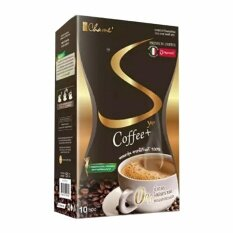 ราคา Chame Sye Coffee Plus 10ซอง กาแฟลดน้ำหนัก กระชับสัดส่วน 1กล่อง เป็นต้นฉบับ