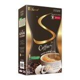 ราคา Chame Sye Coffee Plus ชาเม่ ซาย กาแฟลดน้ำหนัก กระชับสัดส่วน 10ซอง Chame ออนไลน์