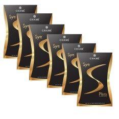 ซื้อ Chame Sye S Plus ชาเม่ ซายเอส พลัส อาหารเสริม 10 ซอง 6 กล่อง ออนไลน์