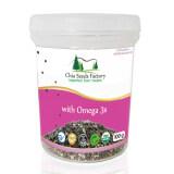 ราคา Chia Seeds Factory เมล็ดเชีย 100 กรัม 1 กระปุก เป็นต้นฉบับ
