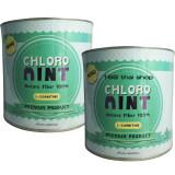 ราคา Chloro Mint คลอโรมิ้นต์ ผลิตภัณฑ์เสริมอาหารคลอโรฟิลล์ ล้างสารพิษในร่ายกาย 100กรัม X 2 กระป๋อง Chloro Mint