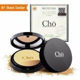ขาย Cho โช แป้งโช ไมโครซิลค์ แป้ง เนย โชติกา แป้งพัฟหน้าเด็ก Cho Micro Silk Anti Aging Powder M2 ผิวกลาง กรุงเทพมหานคร