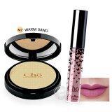 ซื้อ Cho โช แป้งโช M2 ผิวกลาง ลิปโช ลิปเนื้อแมท แป้ง เนย โชติกา Cho Silky Matte Liquid Lipstick 05 Lana Queen ออนไลน์