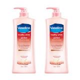 ส่วนลด ซื้อ 2 ชิ้น ราคาพิเศษ Vaseline วาสลีน เฮลธี้ ไวท์ เพอร์เฟค 350X2 มล Vaseline ใน Thailand